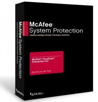 McAfee VirusScan Enterprise v8.7i Patch 4