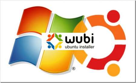 WUBI установщик ubuntu 10.10(Maverick Meerkat) для Windows