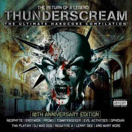 VA - Thunderscream - The 10th Anniversary Edition (2011)