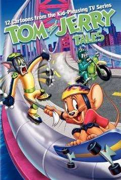 Том и Джерри Сказки 5 / Tom and Jerry Tales Vol. 5 [2008/DVDRip][iPhone/iPod]