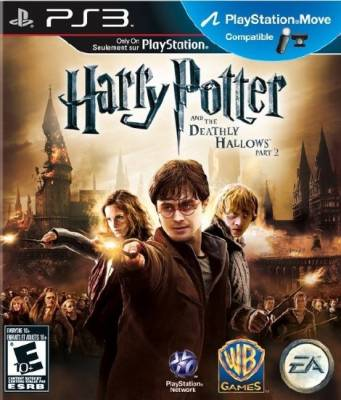 Harry Potter and the Deathly Hallows: Part 2 (2011/PS3/USA/ENG)