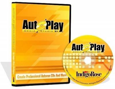 IndigoRose AutoPlay Media Studio 8.0.6.0