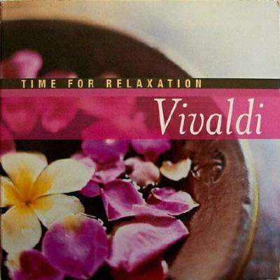 Antonio Vivaldi-Time.For Relaxation (2011)