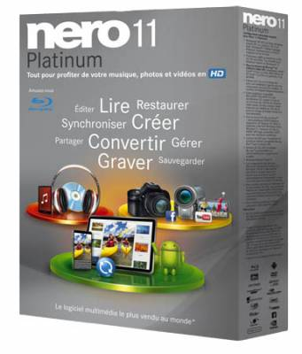 Nero Multimedia Suite 11.2.00900 Platinum (PC/2012/Русский)