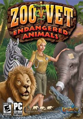 Скорая Ветеринарная Помощь / Zoo Vet: Endangered Animals (PC/FULL RU)