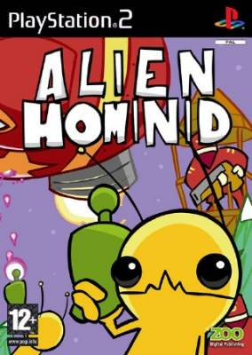 Alien Hominid (2005/PS2/Multi6/PAL)