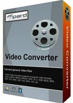 Tipard Video Converter 6.2.6.10336 Rus Portable