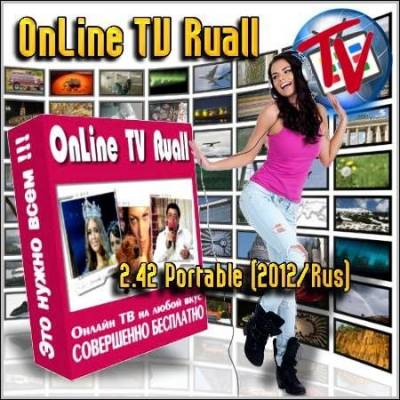 OnLine TV Ruall 2.42 Portable Rus