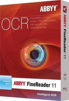 ABBYY FineReader 11.0.102.583 Corporate Edition Portable [MAX-Pack-2012]