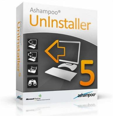 Ashampoo UnInstaller 5.00 Portable