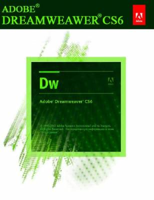 Adobe Dreamweaver CS6 (2012) PC