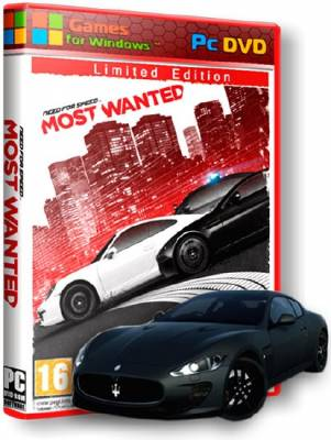 Need for Speed Most Wanted: Limited Edition (2012/PC/RUS/RUSSOUND)