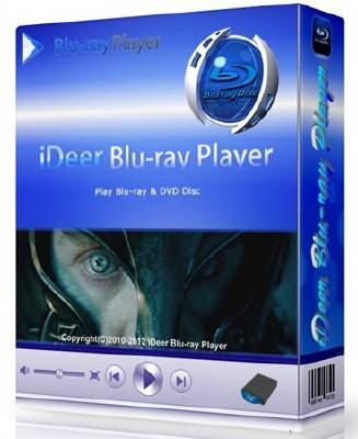 iDeer Blu-ray Player ver. 1.1.1.1064 ML/RUS