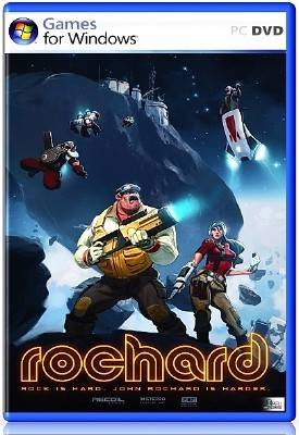 Rochard (2011) (RUS) (PC) RePack by Fenixx