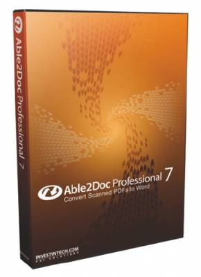 Able2Doc Professional 7.0.24.0 (2012)