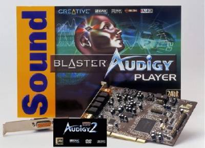 SB Audigy Series Support Pack 4.5 (Eng/x32/x64)