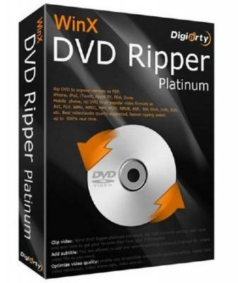 WinX DVD Ripper Platinum 7.0.0.66