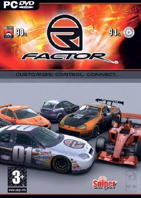 rFactor (2006/PC/RUS/RePack by SimProject)