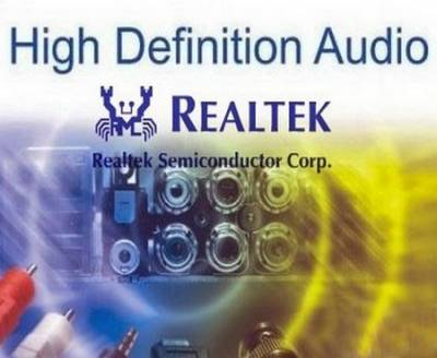 Realtek High Definition Audio 6.01.6823 Vista/7/8 + 6.01.6813 XP