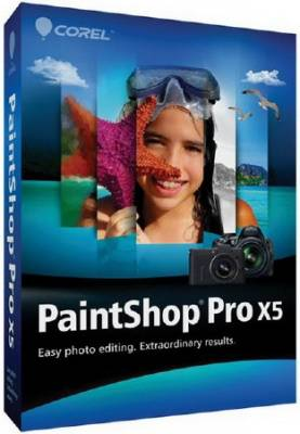 Corel Paint Shop Pro X5 SP2 15.2.0.12 Portable