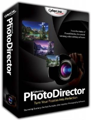 CyberLink PhotoDirector 3.0.3618.45482 Deluxe-OEM Ml/RUS