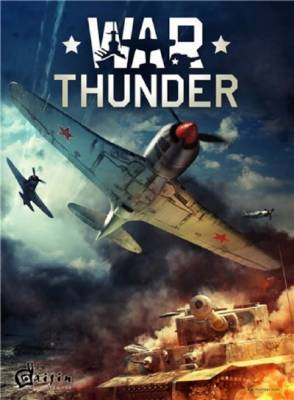 War Thunder: World of Planes [v.1.27.16.0] (2012/PC/Rus)