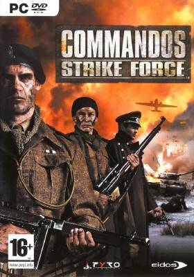 Commandos: Strike Force (2006/RePack/RUS)