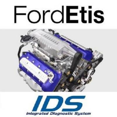 Ford Etis ( v. 1.4014, Multi / Rus, 2012 )