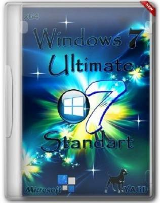 Windows 7 Ultimate x64 Standart v.3.0 by Yagd 06.03.2013 RUS