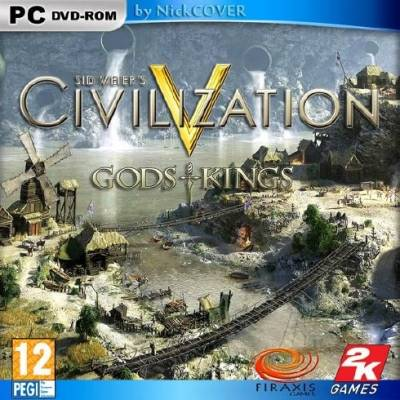 Sid Meier's Civilization V Gods and Kings - Game of the Year Edition (2012RUSENGLossLess RePack от R.G. Revenants)