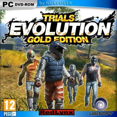 Trials Evolution: Gold Edition (2013/ENG/SKIDROW)