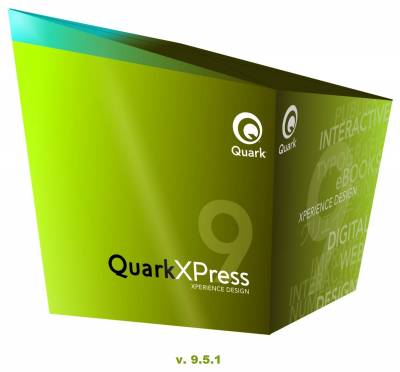 QuarkXPress 9.5.1[Multilanguage]