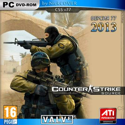 Counter-Strike: Source v77 (2013/RUS/MULTi)
