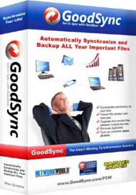 GoodSync Enterprise 9.4.7.7
