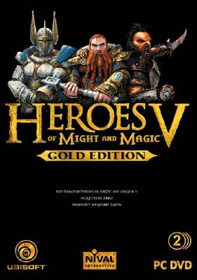 Heroes of Might and Magic V: Gold Edition / Герои меча и магии V: Золотое издание (2006-2007/RUS/RePack)