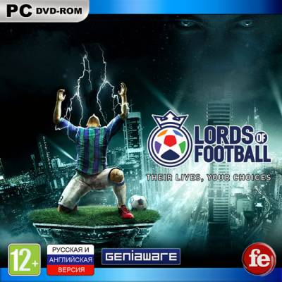 Lords of Football (2013/RUS/ENG/Multi7/RePack от R.G. Catalyst)