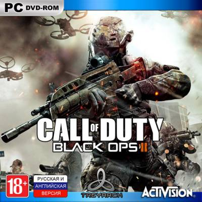 Call of Duty: Black Ops II - Digital Deluxe Edition [Update 4] (2012/RUS/ENG/RePack от R.G. Revenants)