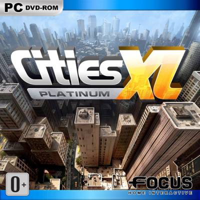 Cities XL Platinum (2013/RUS/ENG/Multi9/Repack от R.G. Catalyst)
