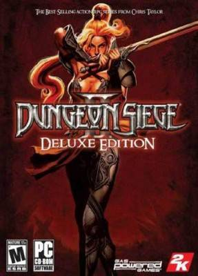 Dungeon Siege II + Dungeon Siege II: Broken World (2005-2006/RUS/RePack)