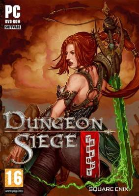 Dungeon Siege: Trilogy (2002-2011/RePack/RUS)