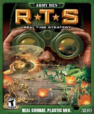 Army Men: RTS / Вояки: RTS (2002/RUS/PC)