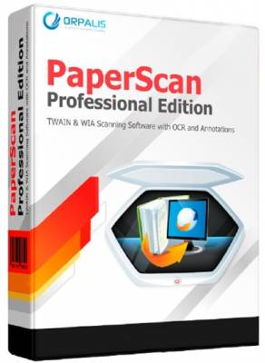 ORPALIS PaperScan 1.8.0.6 Professional Edition