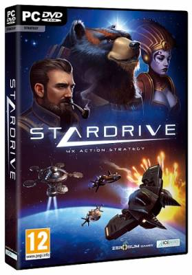 StarDrive (2013/PC/RePack/Rus) by R.G.WinRepack