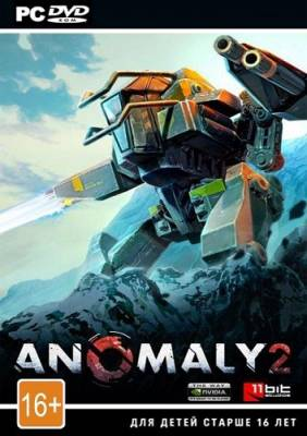 Anomaly 2 [v 1.0] (2013/PC/RUS) RePack от R.G.OldGames