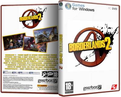 Borderlands 2: Premier Club Edition 1.5.0.65413 + 9 DLC (2012/PC/RUS) Steam-Rip от R.G. GameWorks