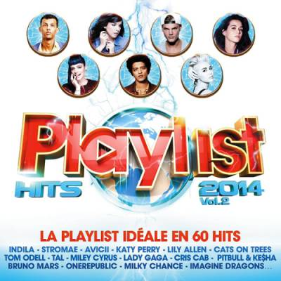 Playlist Hits 2014 Vol.2 (2014)