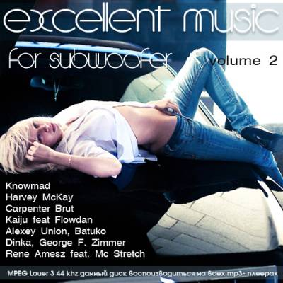 Excellent Music for Subwoofer Vol.2  (2014)