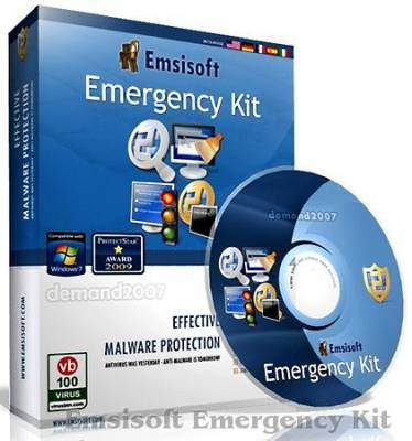 Emsisoft Emergency Kit v.4.0.0.17 (DC 14.05.2014)