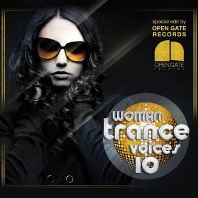 Woman Trance Voices Vol.10 (4CD) (2014)