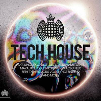 Ministry of Sound: Tech House (2014)